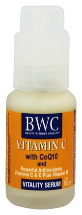 Zoom View - Vitamin C CoQ10 Vitality Serum