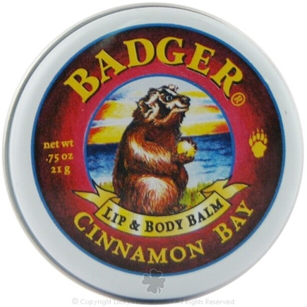 DROPPED: Badger - Cinnamon Bay - 0.75 Oz.  CLEARANCE PRICED