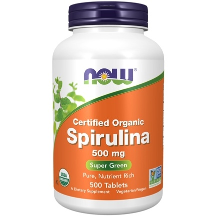 Zoom View - Spirulina 100% Natural