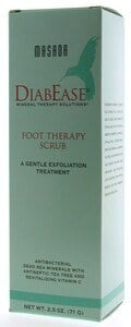 DROPPED: Masada - Diabease Foot Therapy Scrub - 2.5 oz. SPECIALLY PRICED