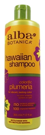 Zoom View - Alba Hawaiian Shampoo Colorific