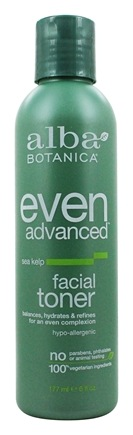 Alba Botanica - Alba Advanced Sea Kelp Facial Toner - 6 oz.