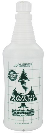 DROPPED: Aubrey Organics - Earth Aware All-Purpose Household Cleanser - 32 oz. CLEARANCE PRICED