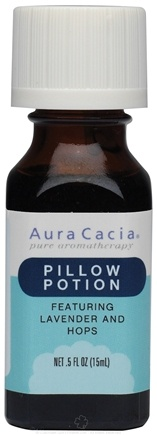 DROPPED: Aura Cacia - Essential Solutions Pillow Potion - 0.5 oz. CLEARANCE PRICED