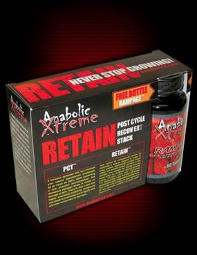 DROPPED: Anabolic Xtreme - Retain