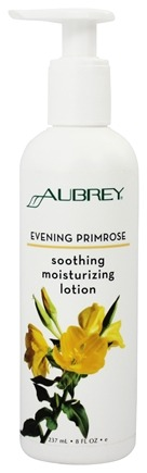 Aubrey Organics - Evening Primrose Soothing Moisturizing Lotion - 8 oz.