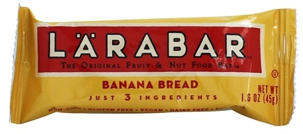 Larabar - Original Fruit & Nut Bar Banana Bread - 1.8 oz.