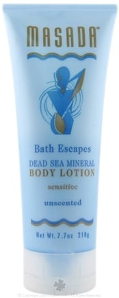 Zoom View - Mineral Body Lotion, Unscented