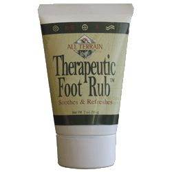 DROPPED: All Terrain - Therapeutic Foot Rub - 2 Oz.