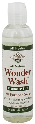 Zoom View - Hiker's Wonder Wash Liquid Soap