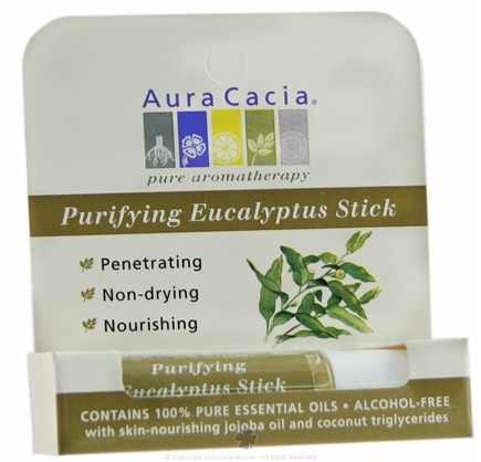 Zoom View - Aromatherapy Stick Purify Eucalyptus