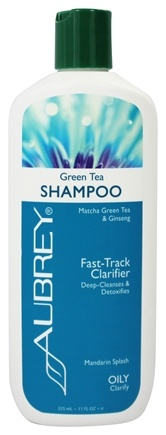 Zoom View - Shampoo Green Tea Fast-Track Clarifier