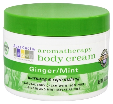 Zoom View - Aromatherapy Body Cream