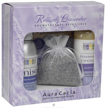Zoom View - Lavender Gift Set