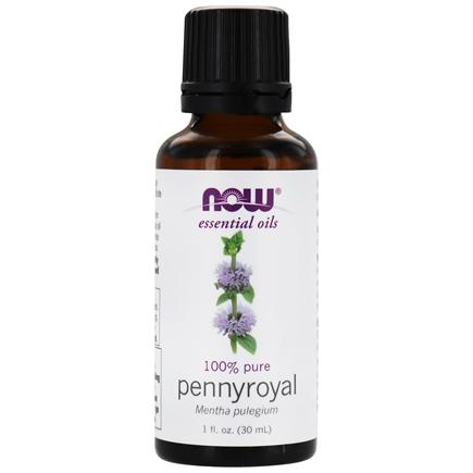 DROPPED: NOW Foods - Pennyroyal Oil - 1 oz.