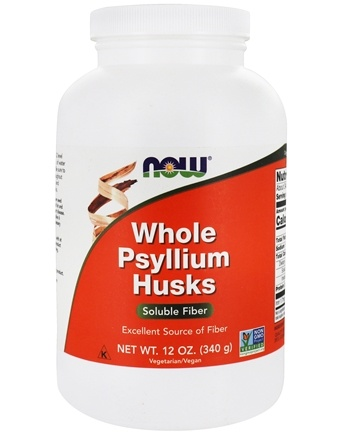 Zoom View - Psyllium Husk Whole