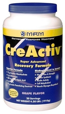 Zoom View - Creactiv Post Recovery Formula