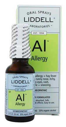 Zoom View - Al Allergy Homeopathic Oral Spray