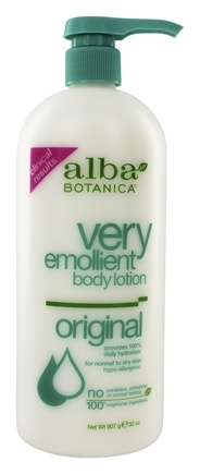 Zoom View - Very Emollient Body Lotion Original