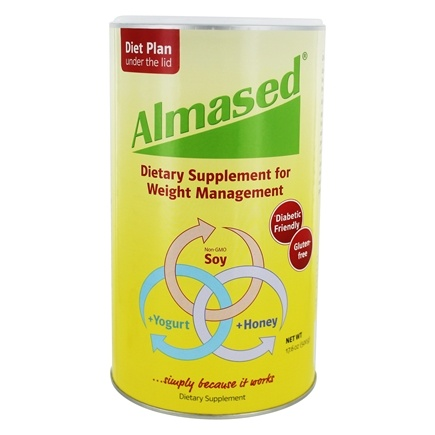 Almased Dietary Supplement For Weight Management 17 6 Oz By Almased