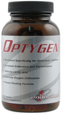 DROPPED: 1st Endurance - Optygen - 90 Capsules CLEARANCE PRICED