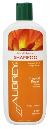 Zoom View - Shampoo Island Naturals Tropical Repair