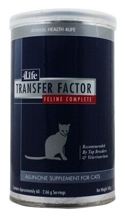 DROPPED: 4Life - Transfer Factor Feline Complete - 160 Grams