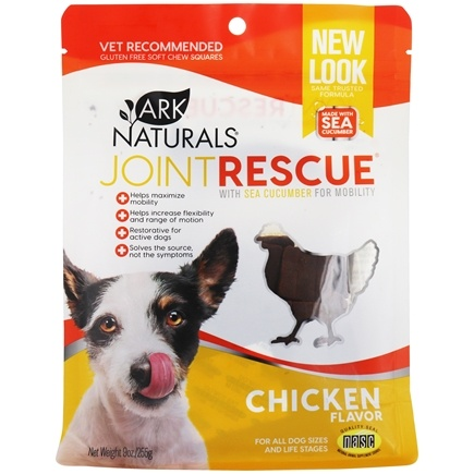DROPPED: Ark Naturals - Chicken Jerky Strips For Dogs - 9 oz.