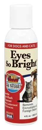 DROPPED: Ark Naturals - Eyes So Bright For Cats & Dogs - 5 oz.
