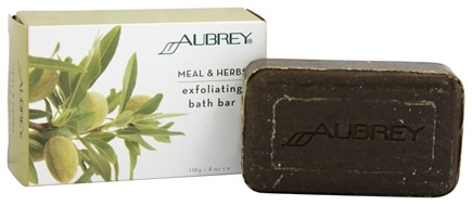 Zoom View - Meal & Herbs Exfoliating Bath Bar