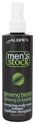 Zoom View - Men's Stock Biotin Energizing Scalp Tonic