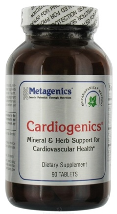 DROPPED: Metagenics - Cardiogenics - 90 Tablets