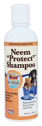 DROPPED: Ark Naturals - Neem Protect Shampoo For All Pets - 8 Oz.