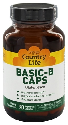 Zoom View - Basic-B Caps Vitamin B Complex