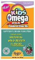 Zoom View - Kids Omega DHA Powder.