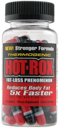 DROPPED: Biotest - Thermogenic Hot Rox - 72 Capsules