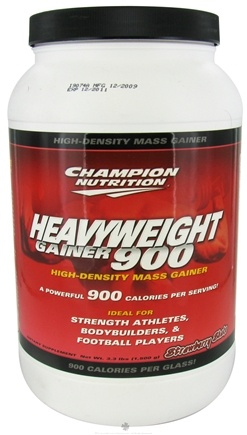 Zoom View - Heavyweight Gainer 900
