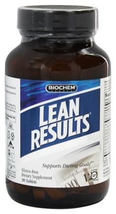 DROPPED: Biochem by Country Life - Lean Results Ephedra Free - 90 Tablets