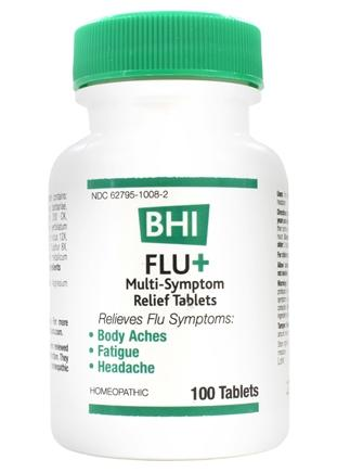 Zoom View - Flu Plus Tablets