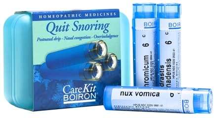 Zoom View - Quit Snoring Carekit