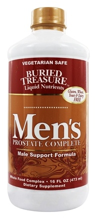 Buried Treasure Products - Men's Prostate Complete - 16 oz.