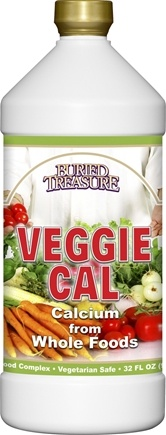 Zoom View - Veggie Cal Calcium from Whole Foods