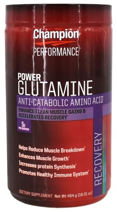 Zoom View - Power Glutamine
