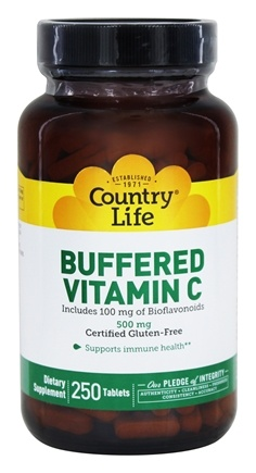 Zoom View - Buffered Vitamin C Plus 100 mg of Bioflavonoids