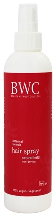 Beauty Without Cruelty - Hair Spray Natural Hold - 8.5 oz.