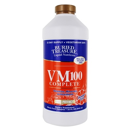 Zoom View - VM-100 Complete Liquid Vitamin