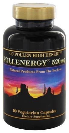 Zoom View - High Desert Pollenergy