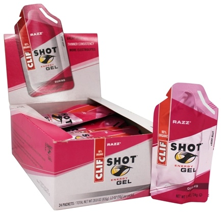 Zoom View - Shot Energy Gel