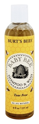 Zoom View - Baby Bee Shampoo & Wash Tear Free