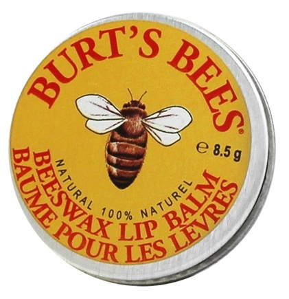 DROPPED: Burt's Bees - Beeswax Lip Balm Tin - 0.3 oz.
